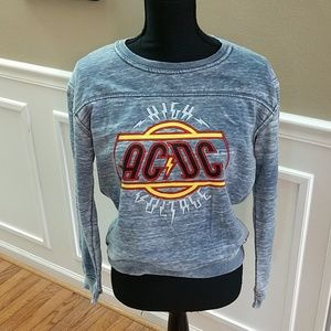 AC/DC sweatshirt